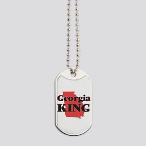 Georgia King Dog Tags