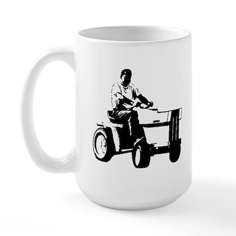 Elec-trak Owners Club Large Mug