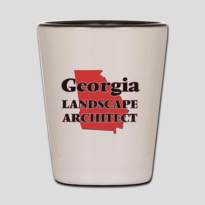 Georgia Landscape Architect Shot Glass