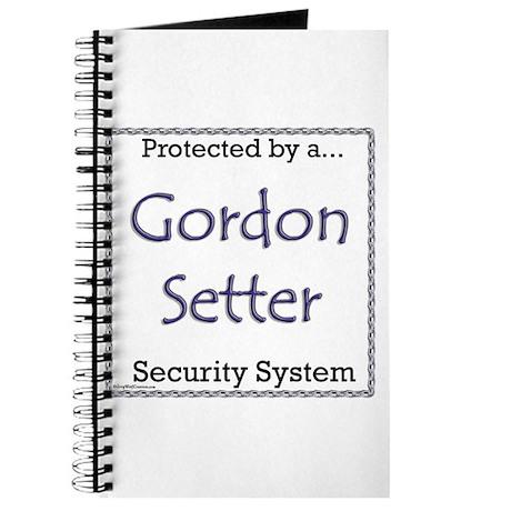 Gordon Security Journal