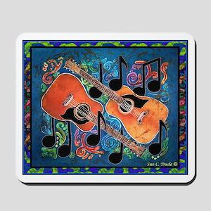Guitar Mousepad