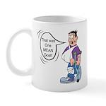 The Mean Goat Mug