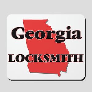Georgia Locksmith Mousepad