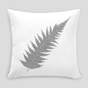 Silver Fern Aotearoa Everyday Pillow
