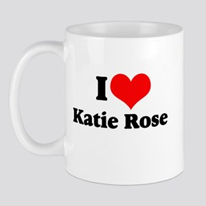 I Heart Katie Rose Mug