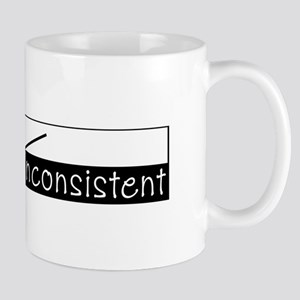 Consistently Inconsistent Mug