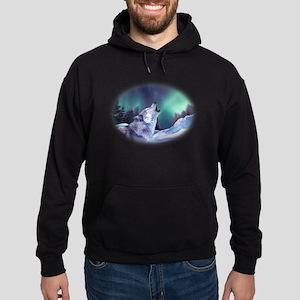 Winter Wolf 2015 Hoodie (dark)