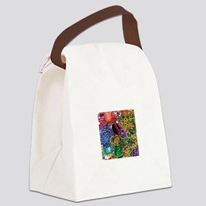 nawlins Canvas Lunch Bag