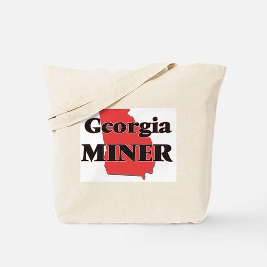 Georgia Miner Tote Bag
