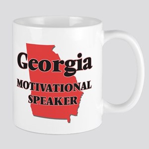 Georgia Motivational Speaker Mugs