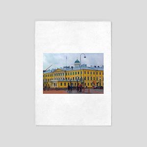Classical Helsinki 5'x7'Area Rug