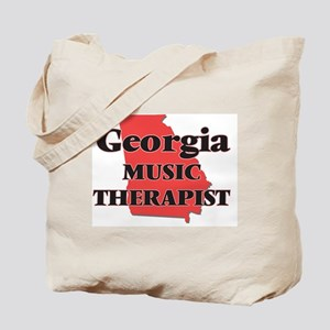 Georgia Music Therapist Tote Bag