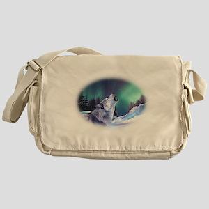 Winter Wolf 2015 Messenger Bag