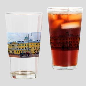 Classical Helsinki Drinking Glass
