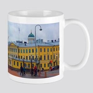 Classical Helsinki Mugs