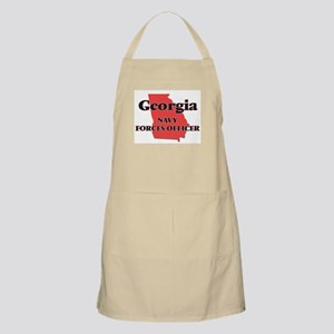 Georgia Navy Forces Officer Apron