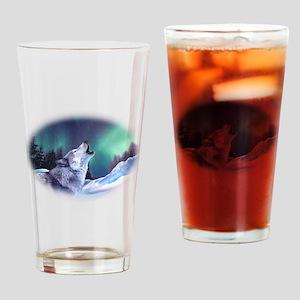 Winter Wolf 2015 Drinking Glass