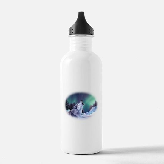Winter Wolf 2015 Water Bottle