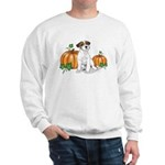 Autumn Russell Terrier Sweatshirt