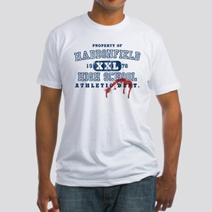 Property of Haddonfield High Fitted T-Shirt