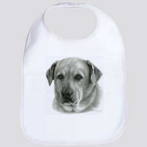 Lindsay - Yellow Lab Mix Bib