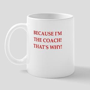 coach gifts t-shirts presen Mug