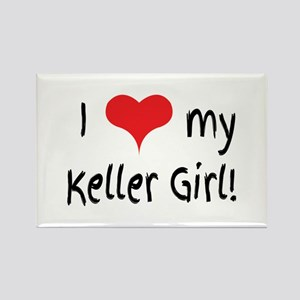 I love my Keller Girl! Magnets
