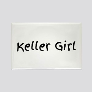 Keller Girl Magnets