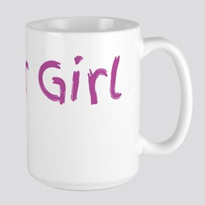 Keller Girl pink Mugs