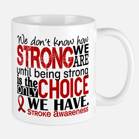Cute Strong survivor Mug
