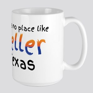 There's no place like Keller Texas. Mugs