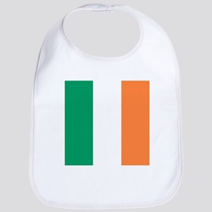 modern ireland irish flag Bib