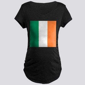 modern ireland irish flag Maternity T-Shirt