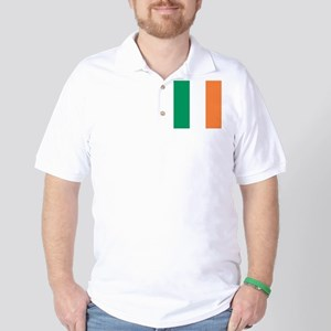 modern ireland irish flag Golf Shirt