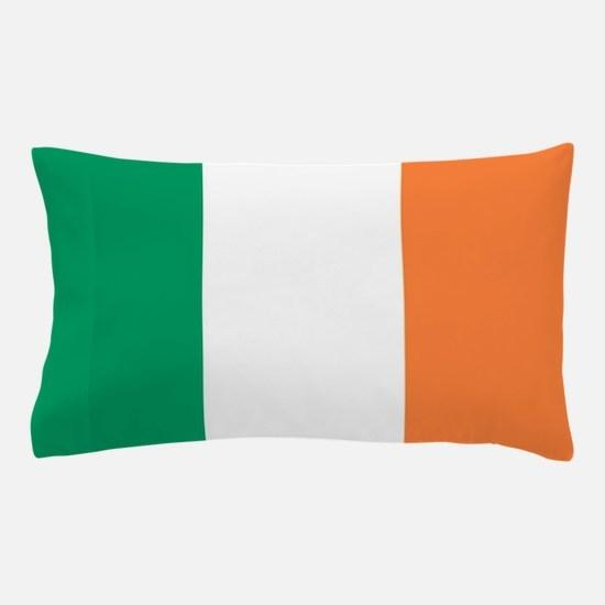 modern ireland irish flag Pillow Case