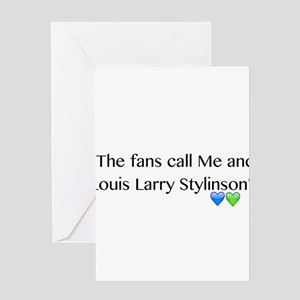 Larry Stylinson Greeting Cards