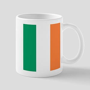 modern ireland irish flag Mugs