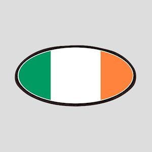modern ireland irish flag Patch