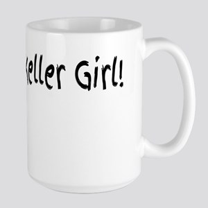 I Love my Keller Girl! Mugs