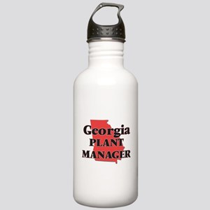 Georgia Plant Manager Stainless Water Bottle 1.0L