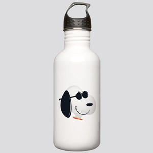 Snoopy Sunglasses Emoj Stainless Water Bottle 1.0L