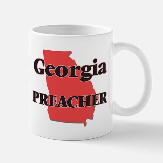 Georgia Preacher Mugs