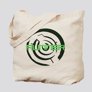 Runner in the Maze Tote Bag
