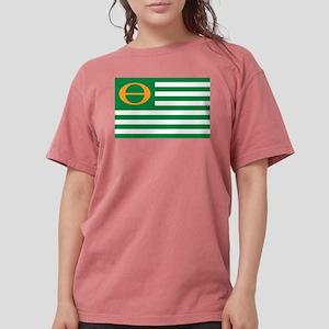 ECO FLAG... Ash Grey T-Shirt