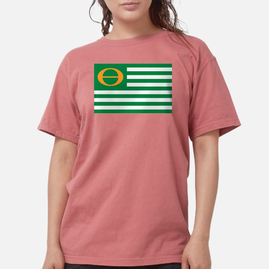 ECO FLAG... Ash Grey T-Shirt