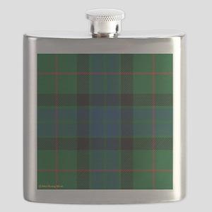Gunn Clan Flask