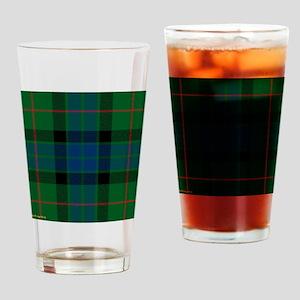 Gunn Clan Drinking Glass