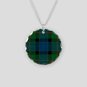 Gunn Clan Necklace Circle Charm