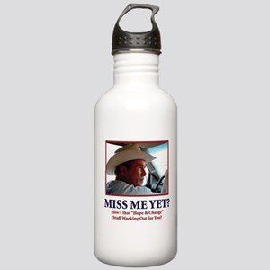 George W Bush - Miss M Stainless Water Bottle 1.0L
