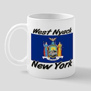 West Nyack New York Mug